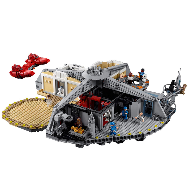 Lepin-05151-t-Cloud-City-Compatible-Legoing-75222-Blocks-Bricks-Building7