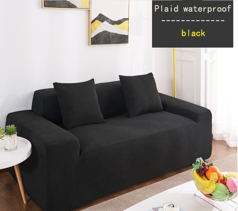 capa grossa estilo europeu casa tecido antiderrapante sofá capa