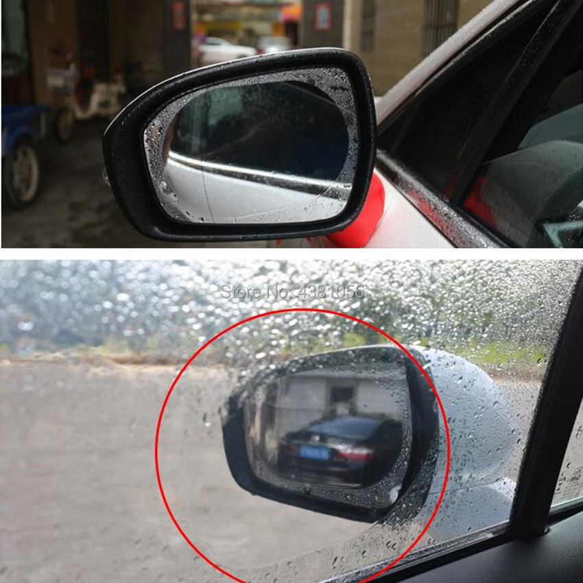 47b01811affb Detail Feedback Questions about Car rearview mirror waterproof accessories  for renault megane 3 opel astra g bmw e30 mitsubishi asx citroen xsara  picasso ...