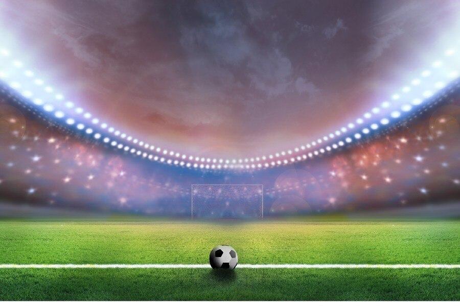 Diy Rahmen Fussballstadion In Die Sport Von Fussball Kreis