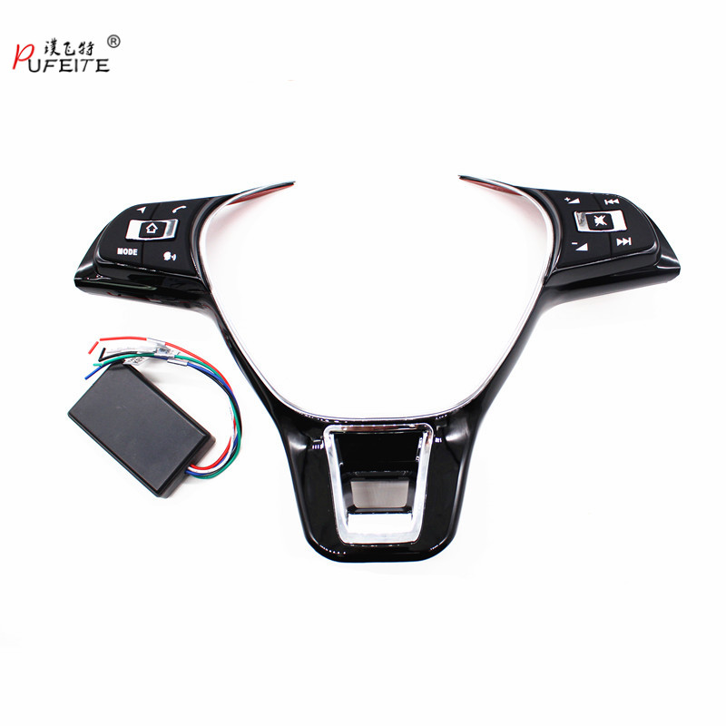 Modified multifunction steering wheel control button switch volume button audio switch phoe button for VW Golf 7 Jetta MK6 PoloModified multifunction steering wheel control button switch volume button audio switch phoe button for VW Golf 7 Jetta MK6 Polo