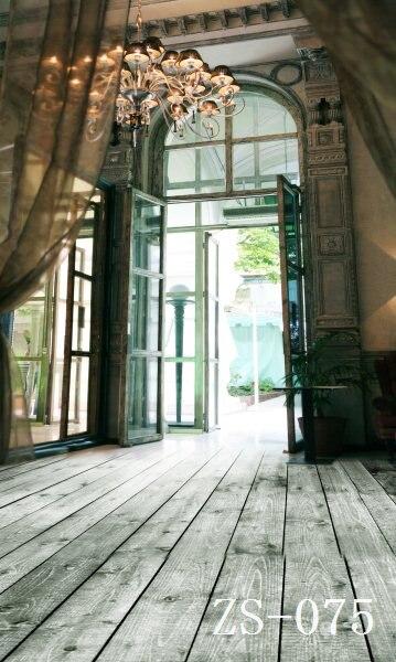 xft sol casa sala de cortina cortina de puerta de la vendimia de encargo de la