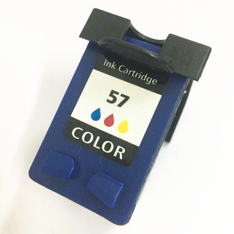 vilaxh 56 57 Kompatibler Tintenpatronenersatz Für HP 56 57 für PSC - Büroelektronik - Foto 3