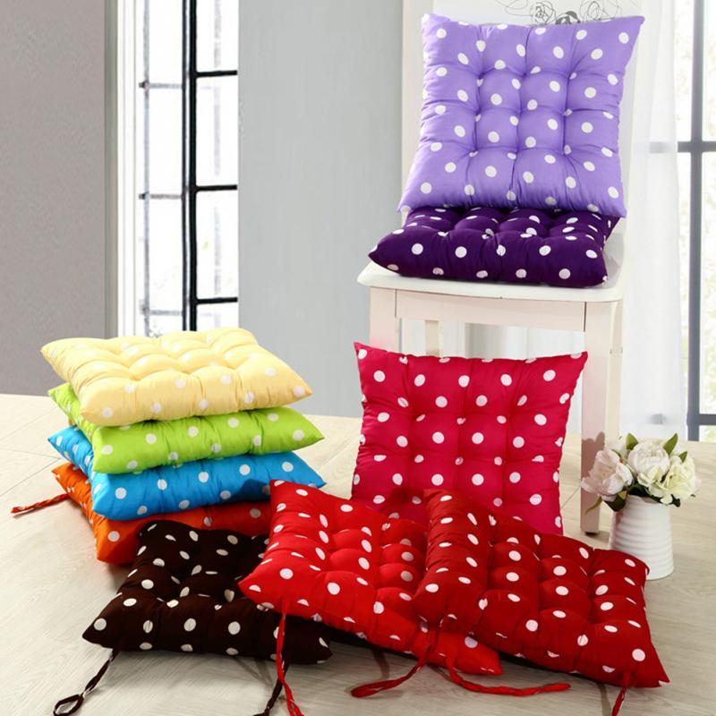 Soft Comfortable 41cm X 41cm Chair Cushions For Chair