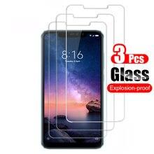 3 шт. для Xiaomi Redmi Note 6 Pro Закаленное стекло Защитная пленка для экрана 9 H для Xiaomi Redmi Note 6 Pro стекло
