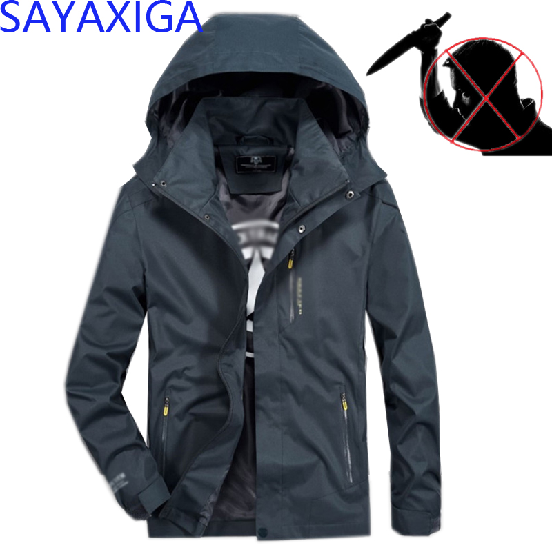 Self defense Tactical Gear Stealth Anti Cut jacket Knife Cut Resistant Anti bite sting Stab thorn Proof Cutfree Security Clothes in Jackets from Men 39 s Clothing