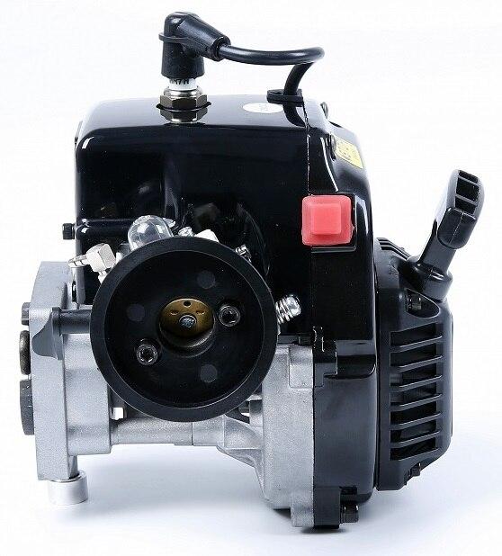 Rovan Rofan Baja 4 boulons 29cc moteurs à essence pour 1/5 HPI Rovan KM Baja 5B 5 T 5SC LOSI 5 T DBXL FG Buggy voiture Rc Redcat - 2