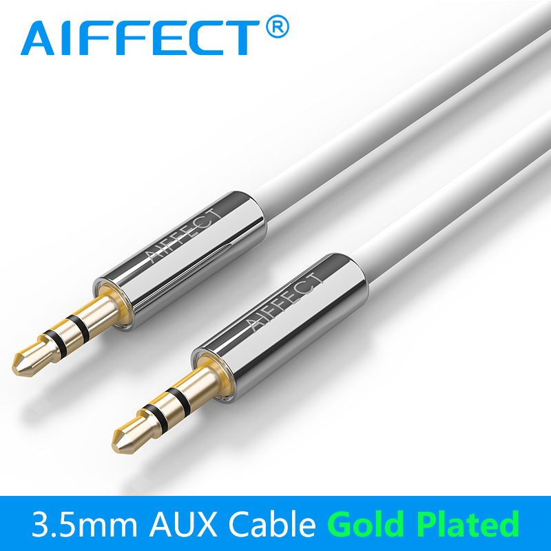 Aiffect Jack 3 5mm Cable Auxiliary Aux Audio Cable Aux Cord Line Wire For Car Headphone Home