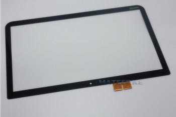 """15.6"""" Touch Screen Digitizer Glass Lens for Toshiba Satellite L55T-A5290 L50-A C55T-A"""