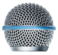 Microphone accessory Grille Ball type for fit Beta 58A SM 58 Ball Head Mesh Free shipping