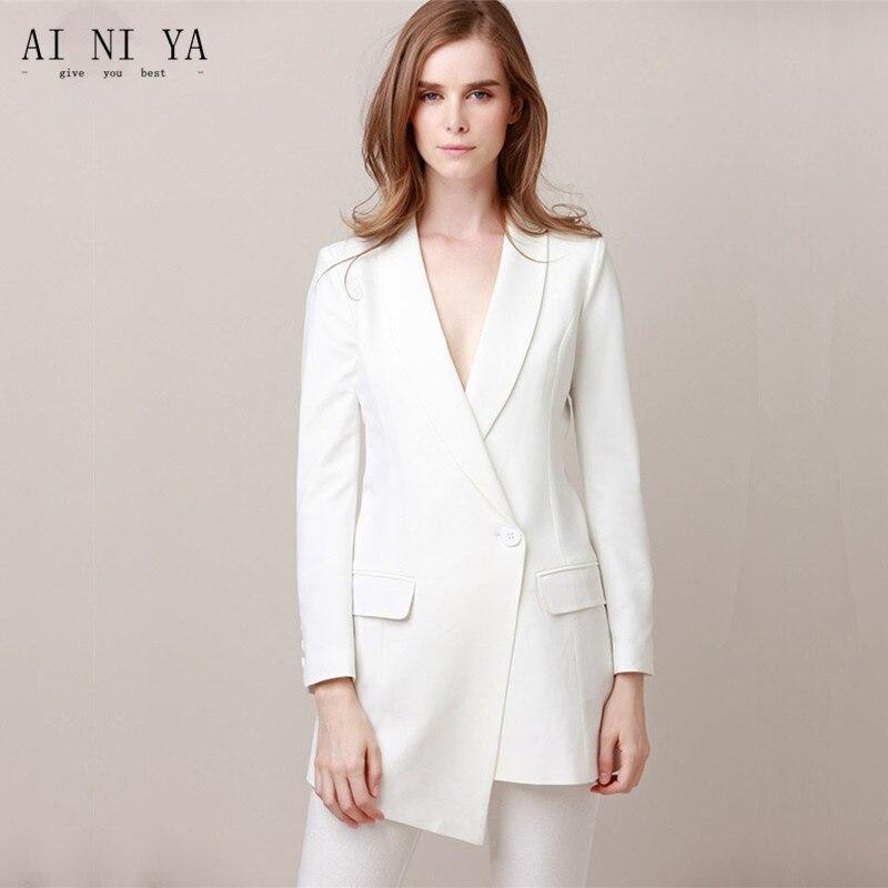 Costom Women Business Suits With Pants Slim Fit Pant Suits Female Office Uniform Ladies Trouser Suit Formal Work Wear Suits