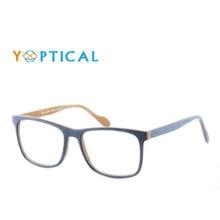 Maravilha dos olhos Dos Homens Armações De Óculos Quadrados Grandes Designer  Frame Ótico Acetato Espetáculo oculos de grau Lunet. 6101b91bdb