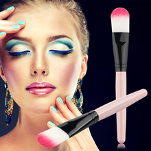 1Pcs Portable Makeup Brushes Professional Women Foundation Powder Eyeliner Eye Shadow Brush Beauty Cosmetic Make Up Brushes F1