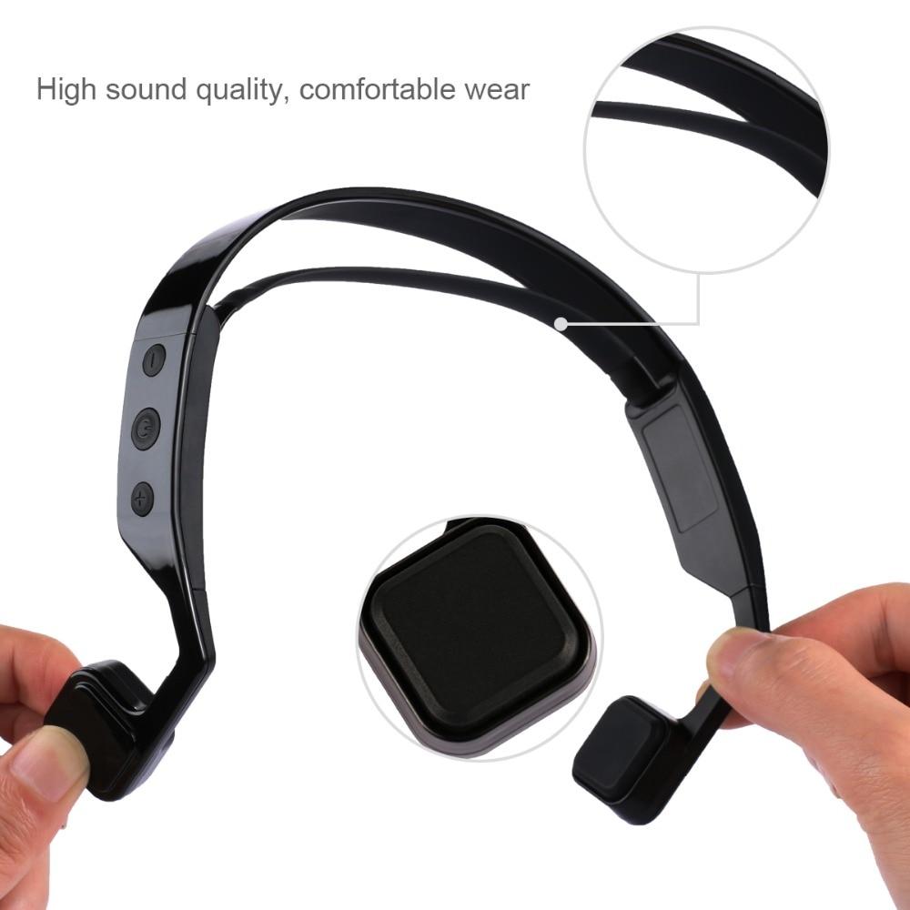 ФОТО Bone Conduction headphones Hearing Aid Portable headset Best Sound Amplifier digital Hearing Aids Care waterproof headphones