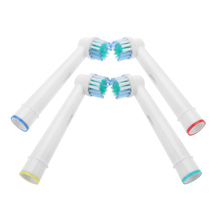 NEW Fashion Tooth brushes Head Electric Toothbrush Replacement Heads Oral Vitality EB17-4 Oral Hygiene 4Pcs Toothbrushes Head