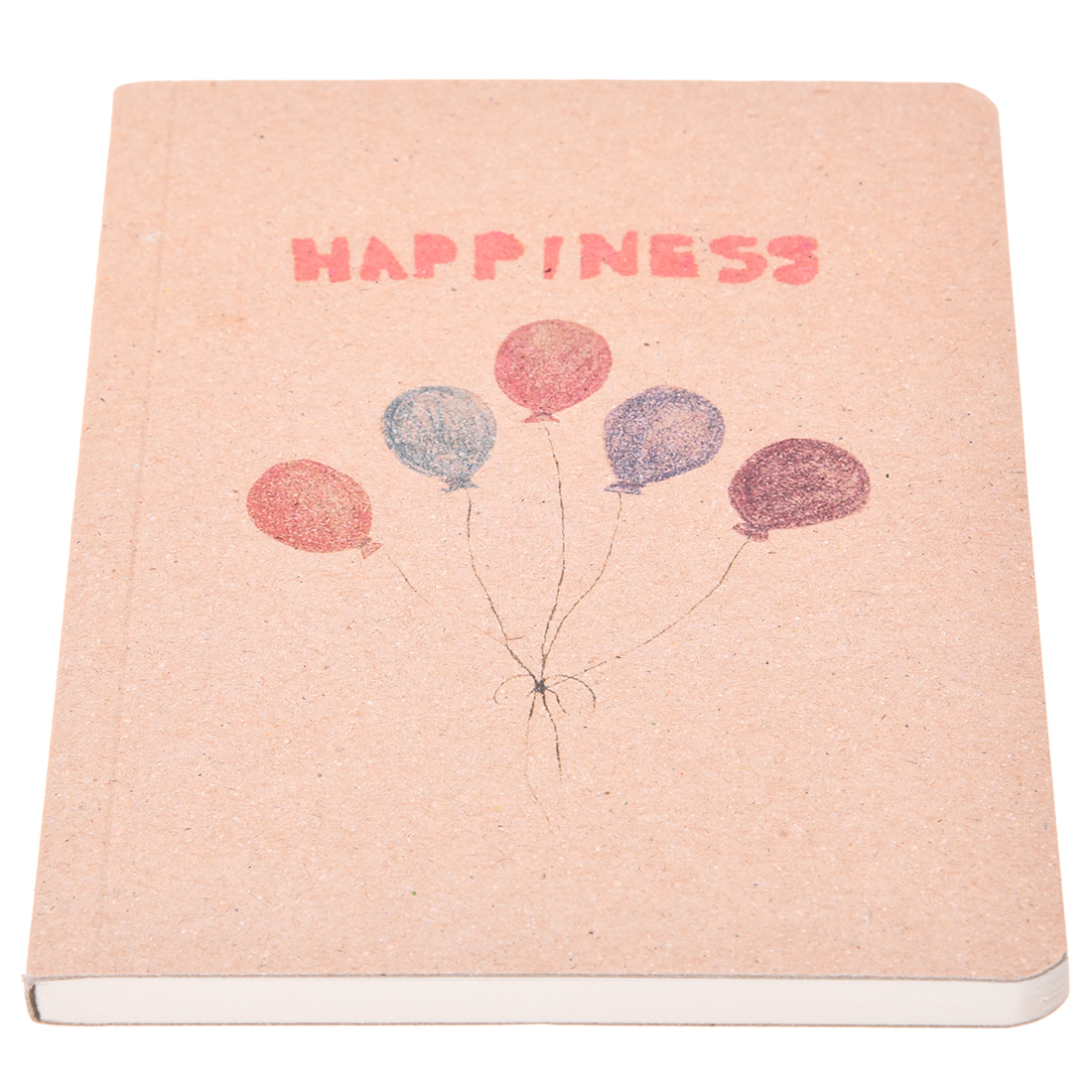 12.5*9cm Old painting pretty nice laptops daily book for writing office school stationery supplies (Balloon)
