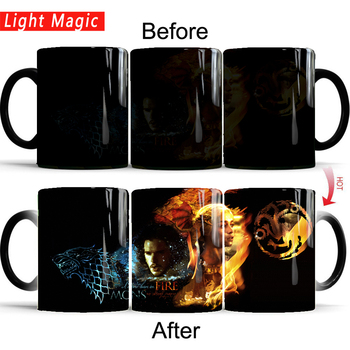 Color Changing Mug Game Of Thrones 1