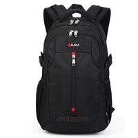 Men 15 Inch Laptop Business Bag Outdoor Travel Hiking Backpack Large Capacity School Daypack For Tablet