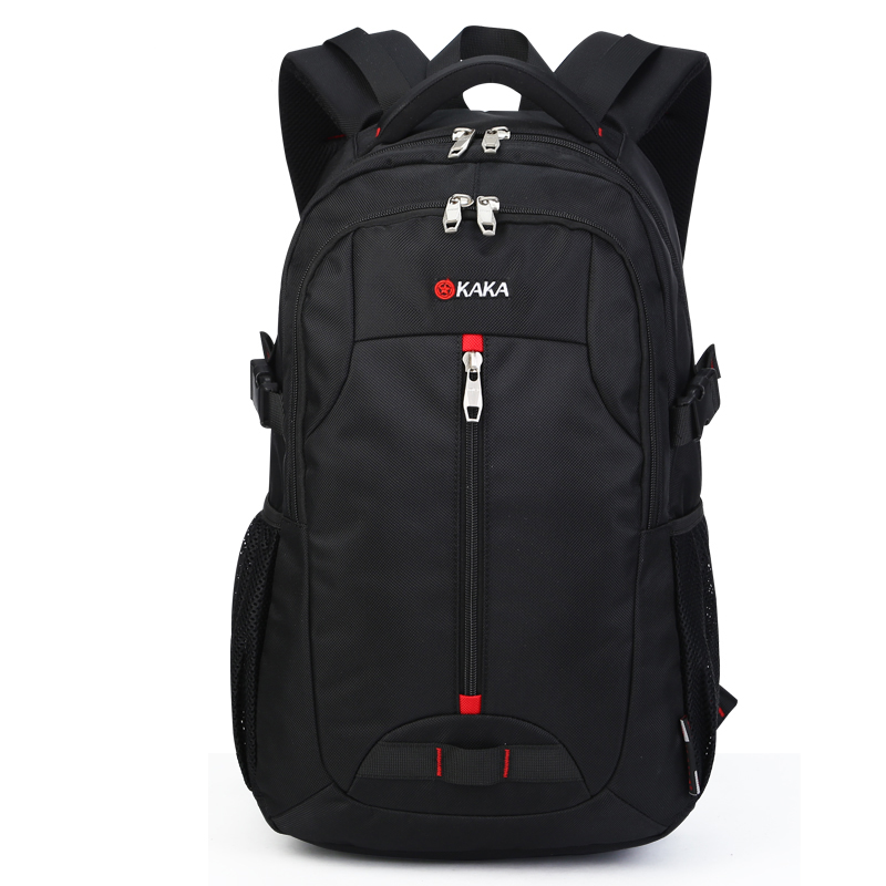 Men 15 inch Laptop Business Bag Outdoor Travel Hiking Backpack Large Capacity School Daypack for Tablet PC Notebook Computer men canvas 15 inch notebook backpack multi function travel daypack computer laptop bag male vintage school bags retro knapsack