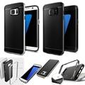 Caixa do telefone para samsung galaxy s7 edge/s7/s6 borda plus/s6 edge/S6/S5/Note 5/Nota 4 Tampa Traseira do Caso Shell protetor