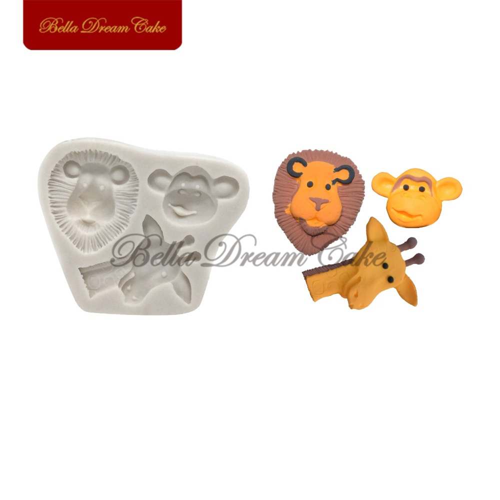 Popular Chocolate Monkey Molds-Buy Cheap Chocolate Monkey Molds ...