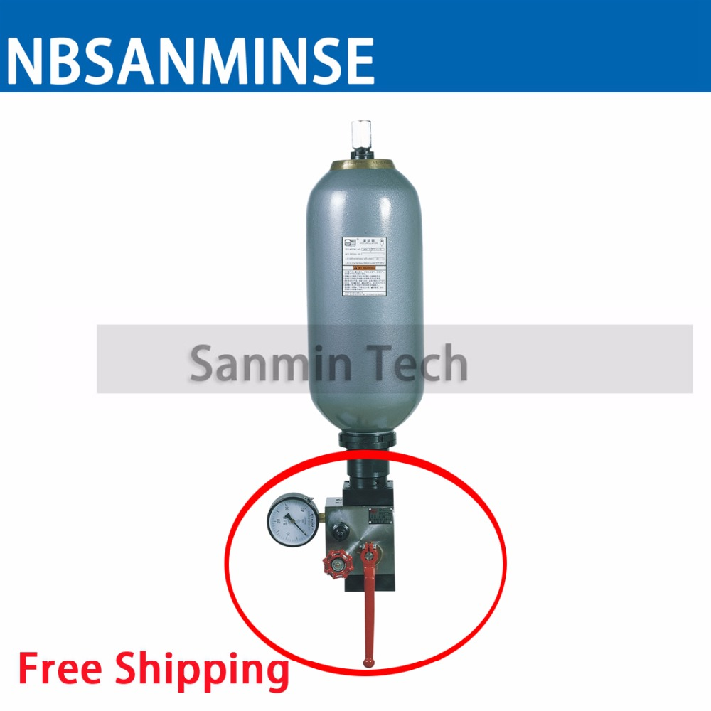 AQF Safety Ball Valve For Accumlator Direct Overflow Valve Stopping Protection Valve Unloading Valve High Quality Sanmin maritime safety