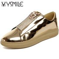 2017 High Quality Fashion Men Casual Shoes Brand Superstar Gold Wedge Male Designer Platform Shoes Slip