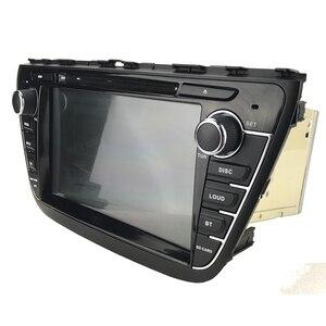 "Image 4 - PX6 DSP 8 ""1280*720 Android 10 Auto DVD Für Suzuki SX4 S Kreuz 2013 2015 auto Radio Stereo GPS Navigation Audio Video Backup Cam"