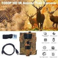 NEW HC 001B 1080P HD Video Hunting Camera Night Vision IP54 IR Trail Cam Trap AU