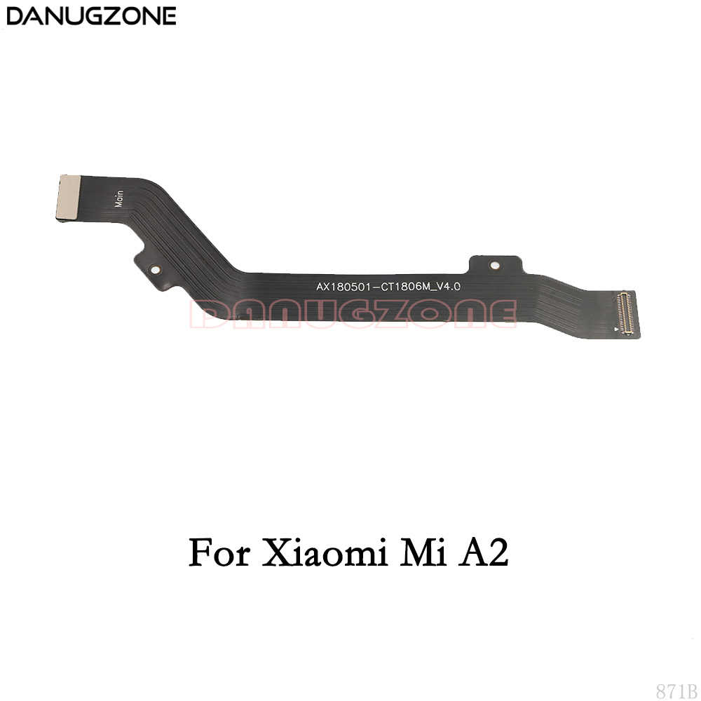 LCD Display Moederbord Kabel Moederbord Flex Lint Kabel Voor Xiao mi mi A2 lite/Mi A1 F1/ rode mi Y2/rood Mi Y1 lite