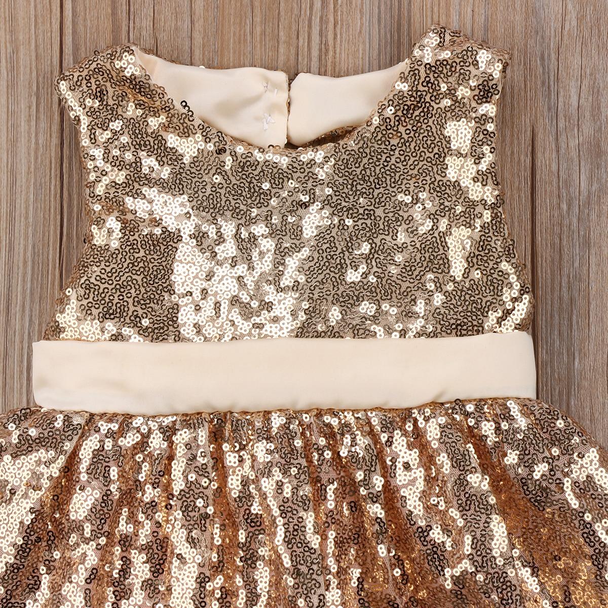 Купить платье принцессы с блестками для маленьких девочек вечерние