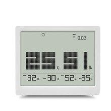 PANDUN דיגיטלי מדחום מד לחות דיוק גבוה אלקטרוני LCD טמפרטורת לחות מטר מקורה חיצוני