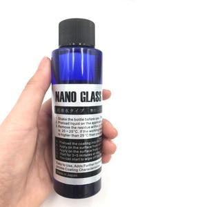 Image 4 - 100ml Car Paint Protective Foil Ceramic Coating Care Improve hydrophobic gloss Window glass coating liquid for Car Rim