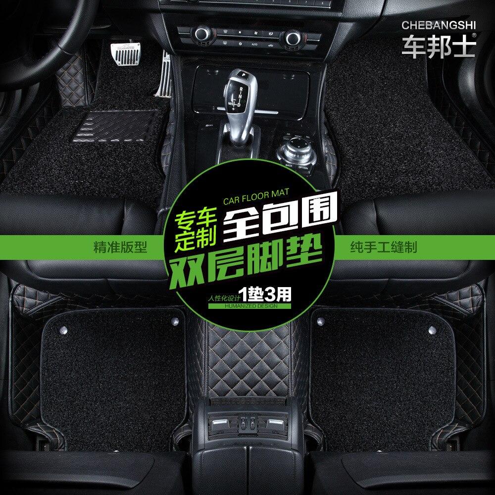 Bmw floor mats x1 - Aliexpress Com Buy Car Floor Mats For Bmw M3 M5 X1 X3 X5 E36 E39 E46 E30 Car Styling Foot Mats Custom Carpets Accessories Rug Carpet Luxury Plastic From