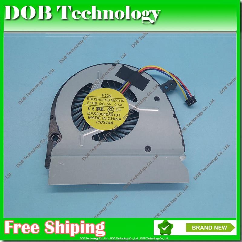 все цены на Original Notebook CPU Cooler Fan For DELL VOSTRO 5460 V5460 V5470 5470 14z-3526 Left FORCECON DFS531005PL0T 5V 0.5A 0PPD50 PPD50