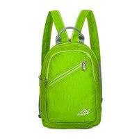Women Outdoor Sport Dual Purpose Travel Bags Waterproof Nylon Crossbody Shoulder Bag Camping Hiking Backpack FS