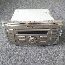 9M5T 18C939 JL Coche Reproductor de CD MP3 Interfaz USB Y Radio Para Ford Focus 05-08 09-11