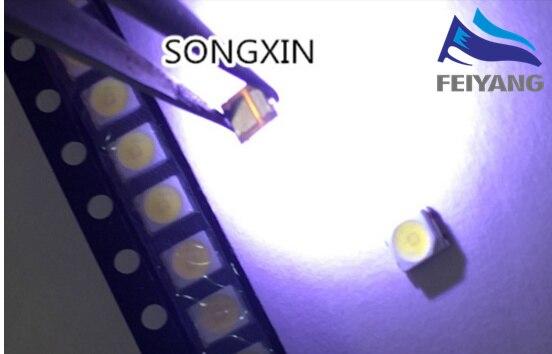 500PCS FOR OSRAM LED Backlight High Power LED 1.5W 3V 1210 3528 2835 131LM Cool white LCD Backlight for TV TV Application
