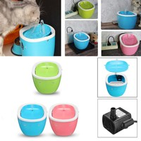 Automatic Pet Drinking Fountain Electric Cat Dog Water Dispenser Feeder Drinking Bowl Drink Water Filter Pet Supplies