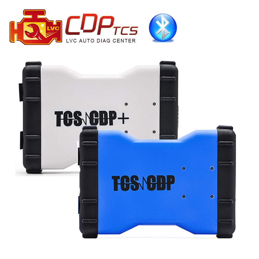 Цена за 2017 Супер cdp tcs Pro plus Bluetooth 2014. R2 2015 R3 серийник программное обеспечение OBD OBDII автомобили грузовики OBD 2 автоматический диагностический инструмент