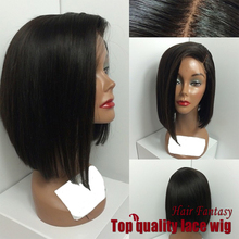 High quality 180% Density Straight  Wigs Synthetic Lace Front Wigs Side Part  Glueless Heat Resistant Hair Wigs Fast Shipping