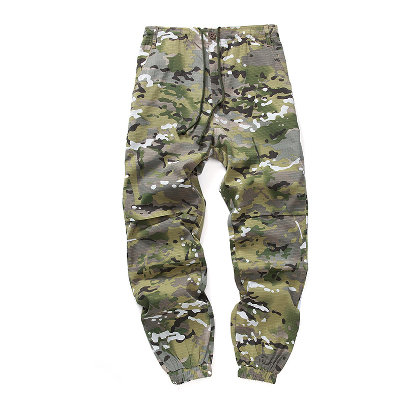 YouthCodes Camouflage Kanye West Pants Men Hip Hop Loose Style Military USA Army Cargo Pant Justin Bieber New York Streetwear ...