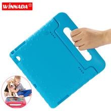 Etui dziecięce do Huawei Mediapad T5 10 10.1 cala tablet ręczny nietoksyczny EVA pokrowiec na całe ciało do Huawei Honor Tablet 5 etui