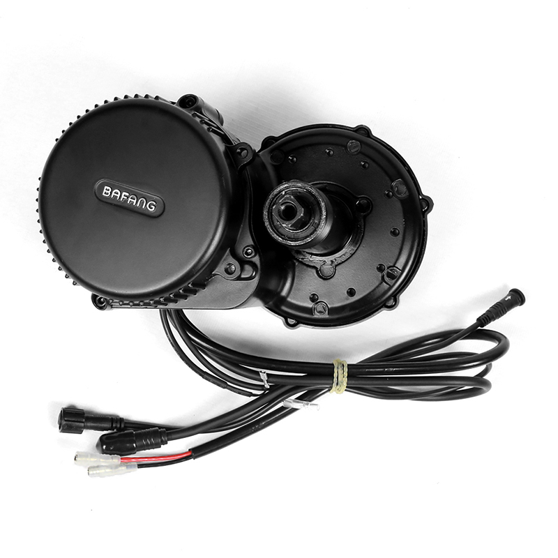 Bafang Mid Drive Motor BBS01B BBS02B 36V 48V Mid Motor 250W 350W 500W 750W Brushless Geared