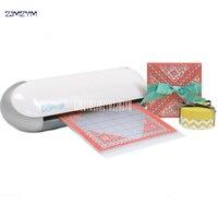1PCS A4 Automatische schneiden maschine Spezielle förmigen label schneiden maschine Handgemachte papier stanzen maschine-in Elektrowerkzeug-Sets aus Werkzeug bei