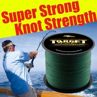 Ascon Fish 16 Strands Braided Fishing Line 1500m Full Length Multifilament Line for Cord Fishing Carp PE Rope 20 300LB