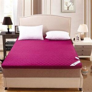 Image 3 - เตียงฤดูใบไม้ผลิกระเป๋าโฟมที่นอนแฟชั่นระดับห้าดาวหนาหน่วยความจำโฟมที่นอน