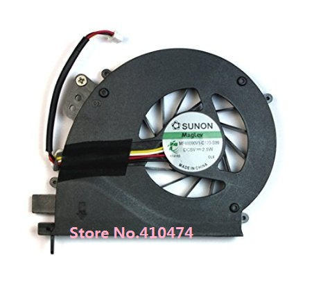 SSEA New wholesale CPU Cooling Fan for Acer Extensa 5235 5635 ZR6 AB0805HX TBB CPU cooling