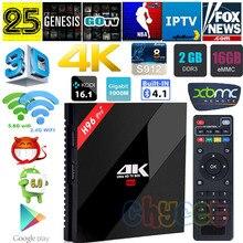 2/16GB Amlogic S912 H96 Pro Octa Core Android 6.0 2.4G/5GHz Wifi HD2.0 4K HDR 100/1000M LAN BT4.0 KODI 16.1 Smart android tv box