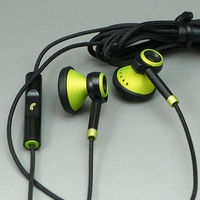 New High Quality Fashion Design Headphones Earphone Headset Mic With Remote For All Mobile Phone